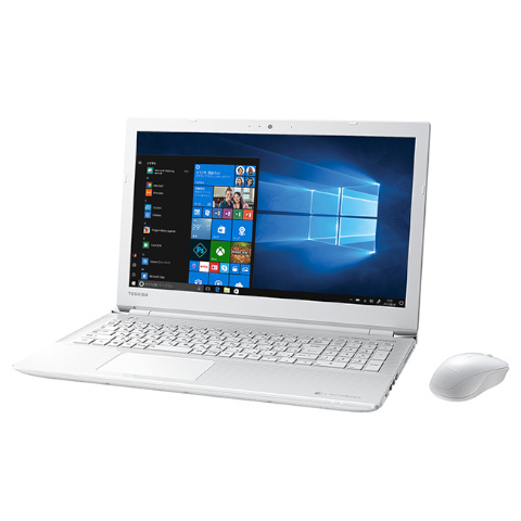 東芝 ノートPC dynabook T45/G PT45GWP-SEA