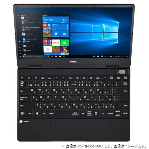 NEC LAVIE Note Mobile PC-NM150MAB