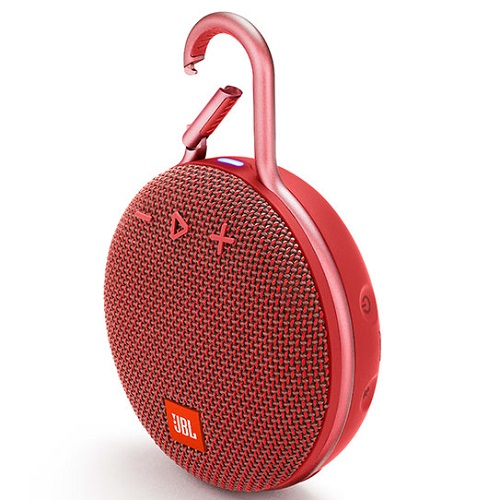 JBL ワイヤレススピーカー JBLCLIP3RED