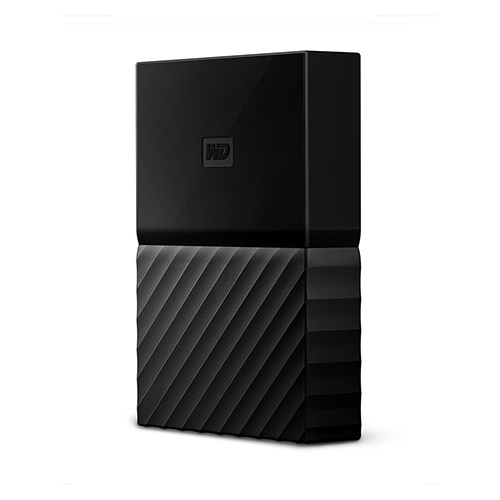 WESTERN DIGITAL MyPassport WDBYFT0040BBK-JESN