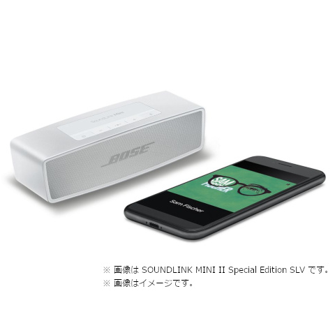 BOSE Bluetoothスピーカー SOUNDLINK MINI II Special Edition BLK