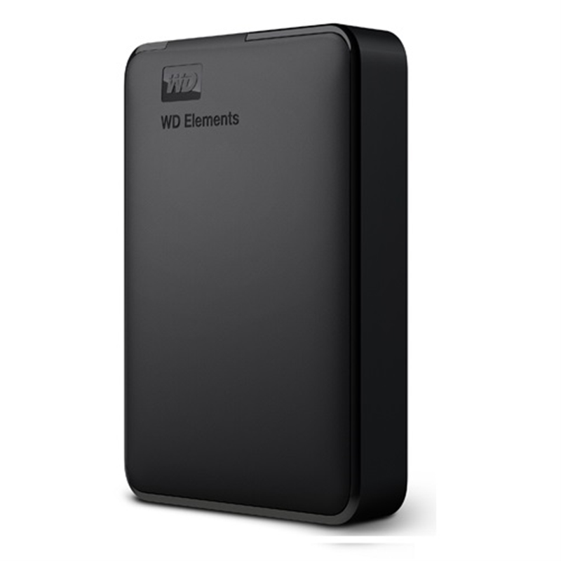 WESTERN DIGITAL WD Elements Portable HDD 4TB WDBU6Y0040BBK-JESN