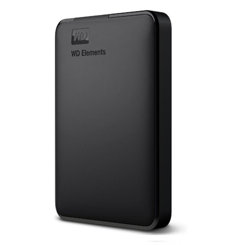 WESTERN DIGITAL WD Elements Portable HDD 2TB WDBUZG0020BBK-JESN