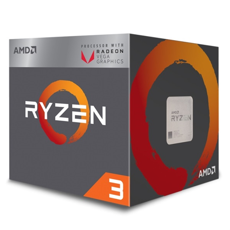 AMD RYZEN 3 2200G BOX YD2200C5FBBOX