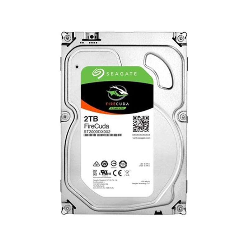SEAGATE 3.5インチHDD(SerialATA)/容量:2TB ST2000DX002