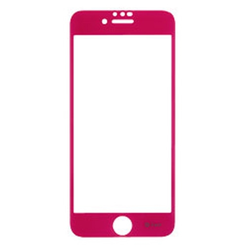 Hamee iPhone8/7/6s/6用保護フィルム 41-890134IF8F