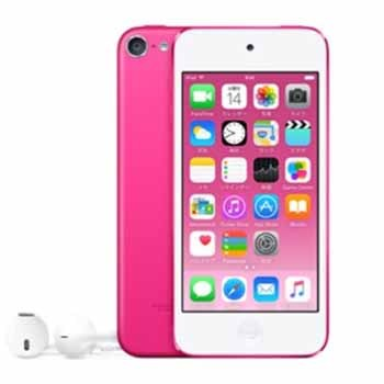 APPLE iPod touch 16GB ピンク MKGX2J/A(iPod touch 16GB ピンク)