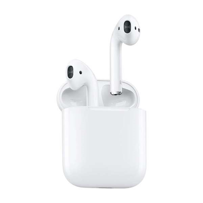 APPLE AirPods ワイヤレスヘッドフォン MMEF2J/A(AirPods)