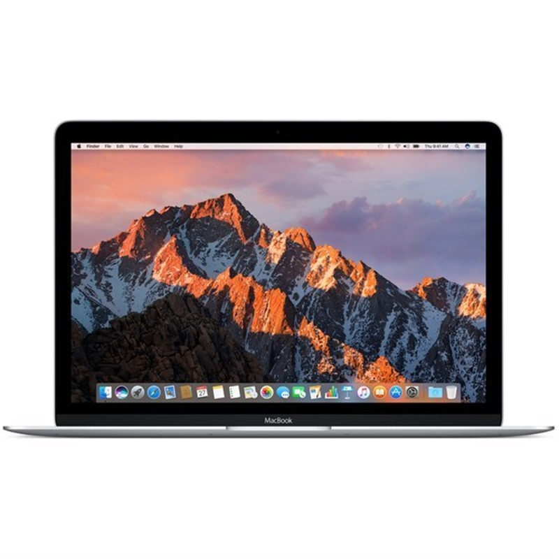 APPLE MacBook12型 MNYJ2J/A(MB 12.0 SILVER/1.3GHz/8GB/512GB)