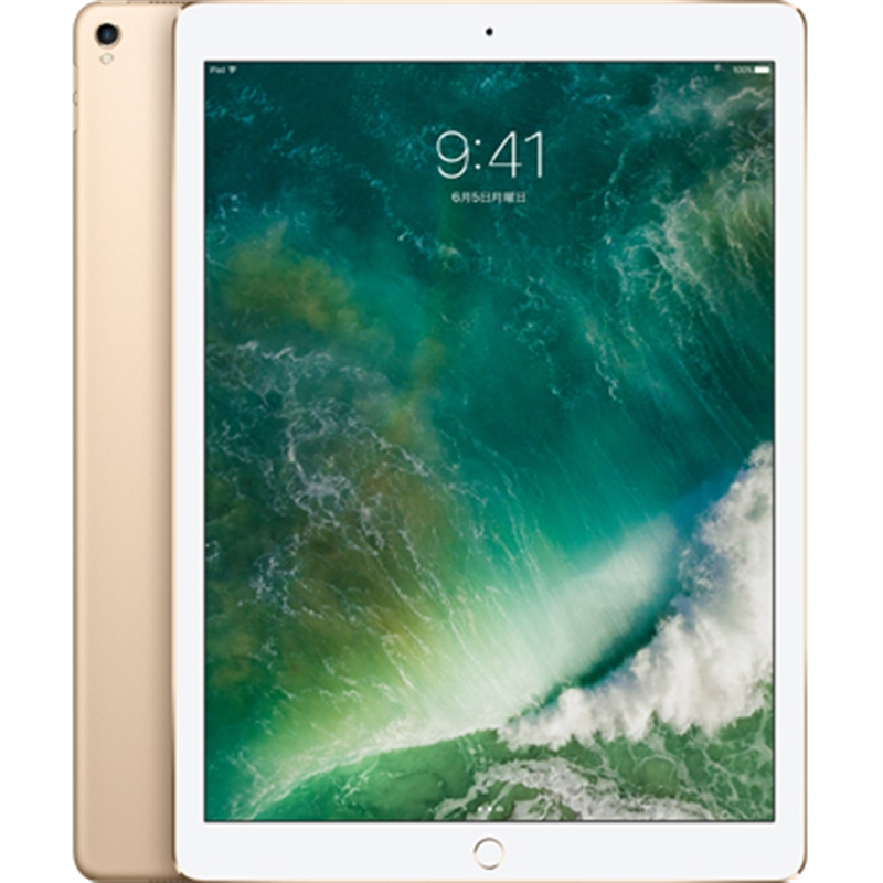 APPLE 12.9iPadPro WiFi256GB MP6J2J/A(IPAD PRO 12.9-IN WI-FI 256GB GOLD)