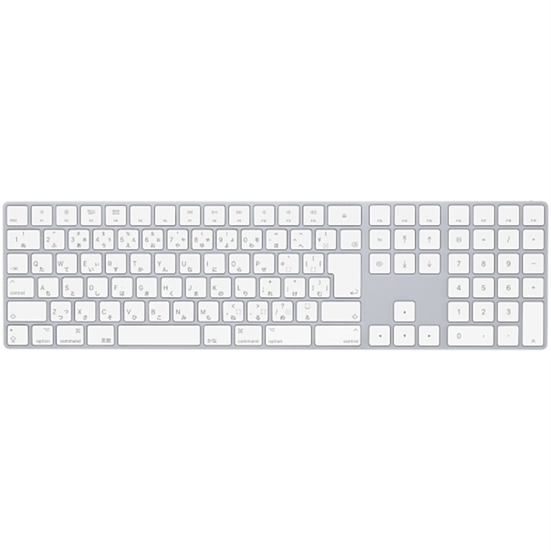 APPLE Magic Keyboard(テンキー付き)(JIS) MQ052J/A(Magic Keyboard(テンキーツキ JIS)