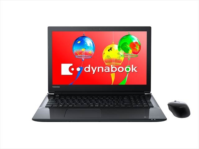 東芝 ノートPC dynabook T45/G PT45GBP-SEA
