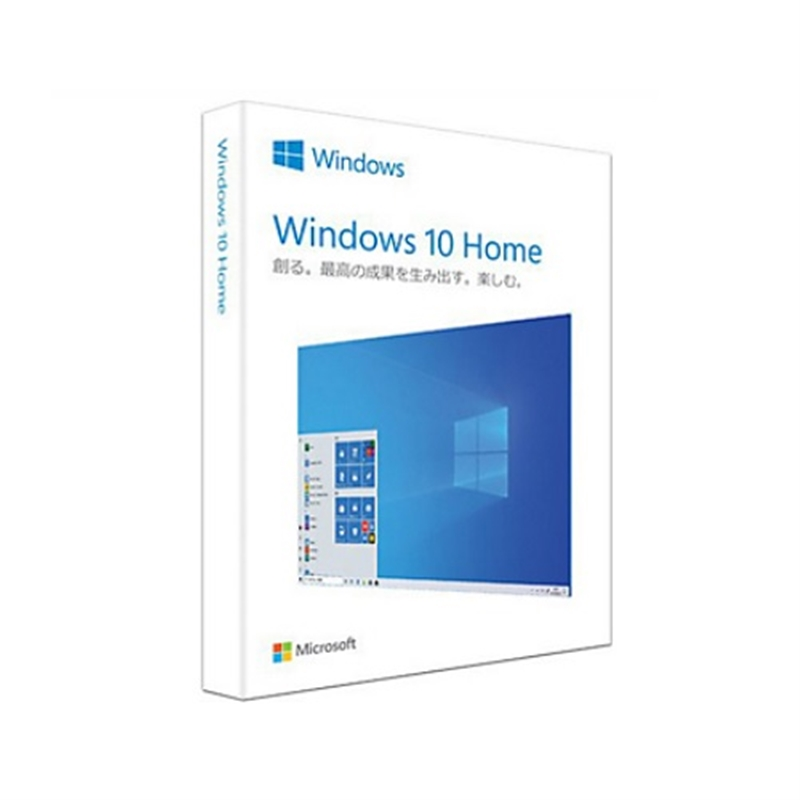 マイクロソフト Windows 10 Home 日本語版 Windows 10 Home JP NEW(HAJ-00065)