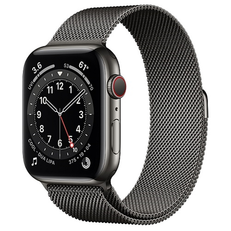 APPLE 【S6GPS/CEL】AW44MM GLステンレス/GLミラ M09J3J/A(APPLE WATCH S6 44 GPH SS GPH ML CEL)