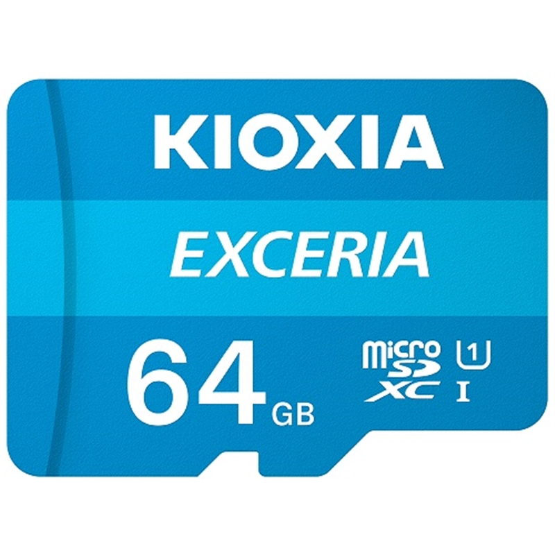 KIOXIA マイクロSDXCカード KMU-A064G