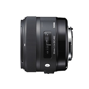 SIGMA 交換用レンズ ニコンFマウント 30mm F1.4 DC HSM(ニコン)