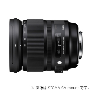 SIGMA 交換用レンズ ニコンFマウント 24-105mm F4 DG OS HSM(ニコン)