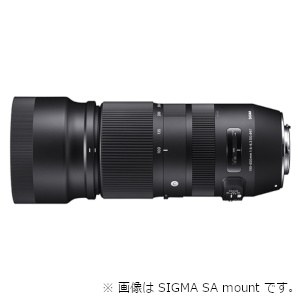 SIGMA 交換用レンズ ニコンFマウント 100-400mm F5-6.3 DG OS HSM (ニコン)