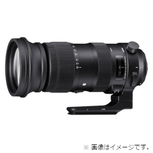SIGMA 交換用レンズ ニコンFマウント 60-600mm F4.5-6.3 DG OS HSM Sライン (ニコン)