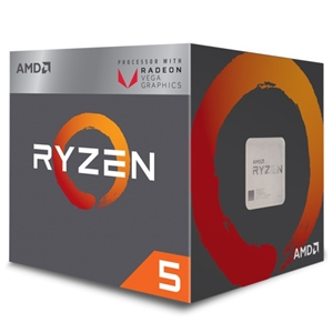 AMD RYZEN 5 2400G BOX YD2400C5FBBOX