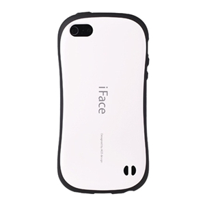 Hamee iPhone5/5s/SE用ケース 41198001iface5WH