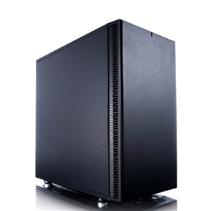 Fractal Design ミニタワー型PCケース Define Mini C FD-CA-DEF-MINI-C-BK