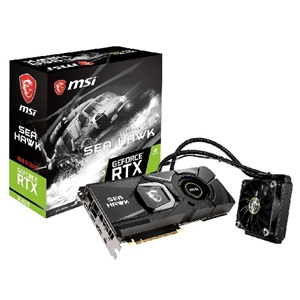 MSI RTX2080TI SEA HAWK X GeForce RTX 2080 Ti SEA HAWK X