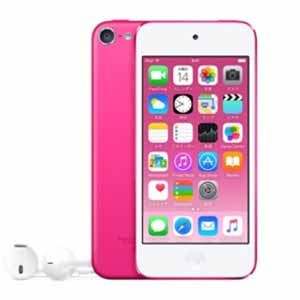 APPLE iPod touch 32GB ピンク MKHQ2J/A(iPod touch 32GB ピンク)