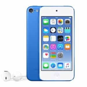 APPLE iPod touch 32GB ブルー MKHV2J/A(iPod touch 32GB ブルー)
