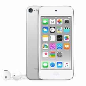 APPLE iPod touch 32GB シルバー MKHX2J/A(iPod touch 32GB シルバー)