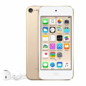 APPLE iPod touch 16GB ゴールド MKH02J/A(iPod touch 16GB ゴールド)