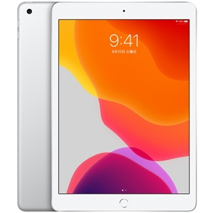 APPLE 10.2 iPad Wi−Fi 128GB MW782J/A(IPAD WI-FI 128GB SILVER)