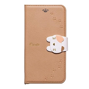 NATURAL design iPhone8/7/6s/6用ケース iP7-COT05