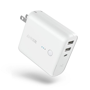 ANKER PowerCore Fusion 5000 white A1621021-9