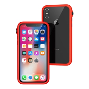 Catalyst iPhoneX用ケース CT-IPIP178-SS