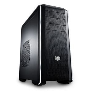 CoolerMaster ATX対応ミドルタワーPCケース CMS-693-KKN1-JP (CMS 690 III)